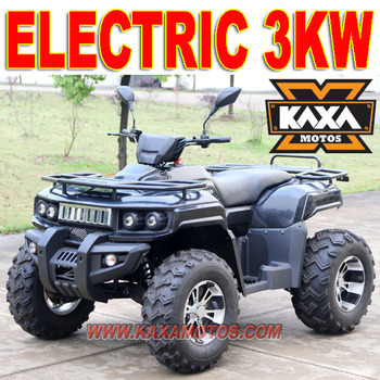 3000W 72V Adult Electric Quad Bike