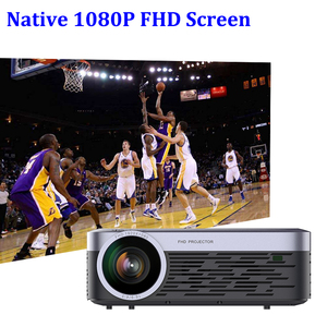 16:9 widescreen digital theater full hd projector 1920x1080 with android and wifi
