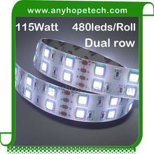 Cheapest price DC24V RGB 480LEDs storefront linear colorful LED lightings