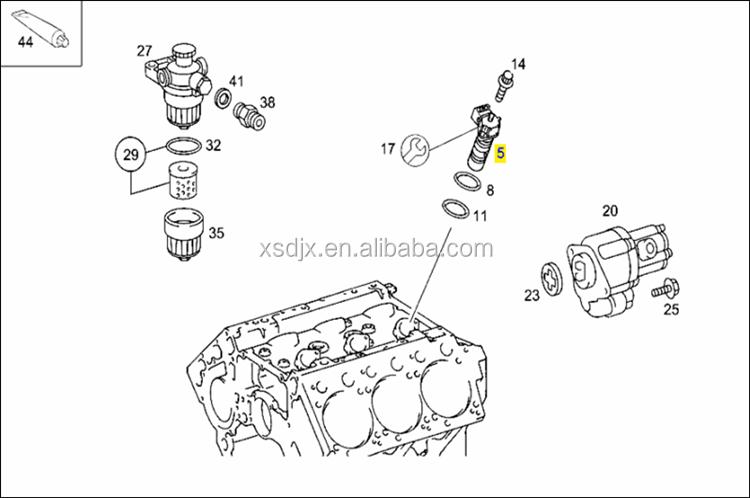 spare parts for mercedes benz actros truck fuel injection. Black Bedroom Furniture Sets. Home Design Ideas