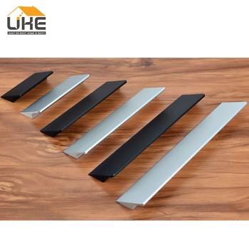 Kitchen Handle Aluminum Pull Bedroom Furniture Drawer Door Pulls