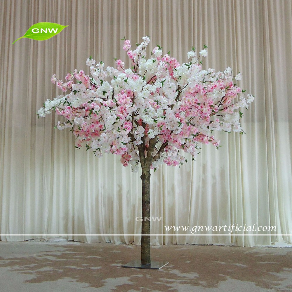 Gnw bls038 1 wedding decoration gate flower silk cherry blossom gnw bls038 1 wedding decoration gate flower silk cherry blossom trees 10ft white best selling dhlflorist Image collections