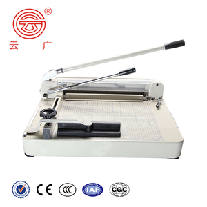 YG 868 A3 heavy duty manual guillotine paper cutter