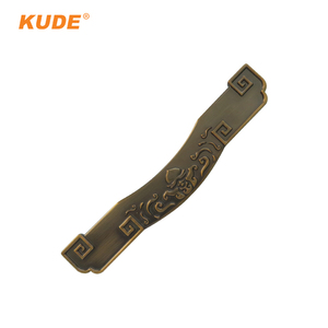 KUDE Unique Special New Antique Brass Furniture Pull Handle