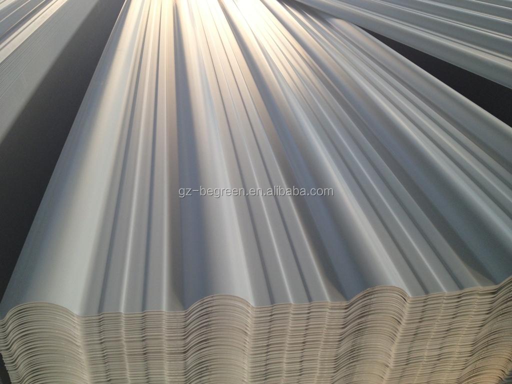 Gunstige Kunststoff Dach Platten Und Fliesen Buy Pvc Wellblech