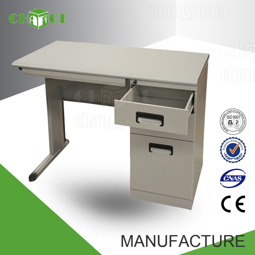 Computer table models with prices - Knock Down Iso Standard Size Office Table And Chair Price
