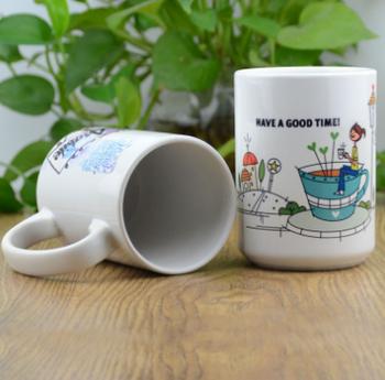 15oz Standard Subliamtion Mug Ceramic Coffee Promotional Mugs