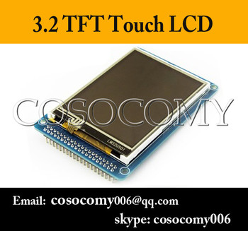 "3.2"" 3.2 Inch Tft Lcd Module Display + Touch Panel + Pcb Adapter + ..."