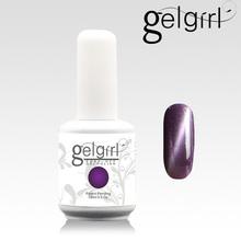 ICE 3pcs magnetic cat eye UV soak off gel nail polish 15ml top coat base coat