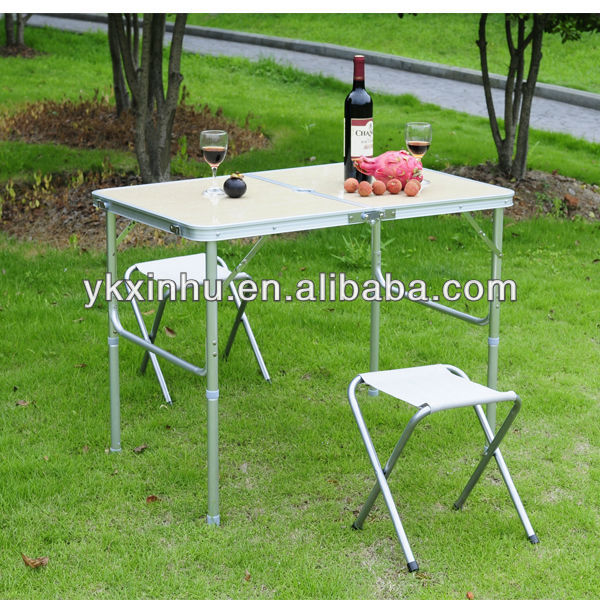 6ft outdoor type folding trestle table