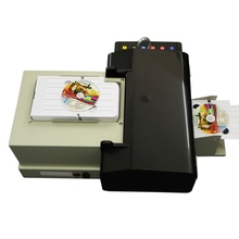 Digitale cd dvd <span class=keywords><strong>inkjet</strong></span> <span class=keywords><strong>printer</strong></span>/pvc-kaart drukmachine voor epson t50 l800 een
