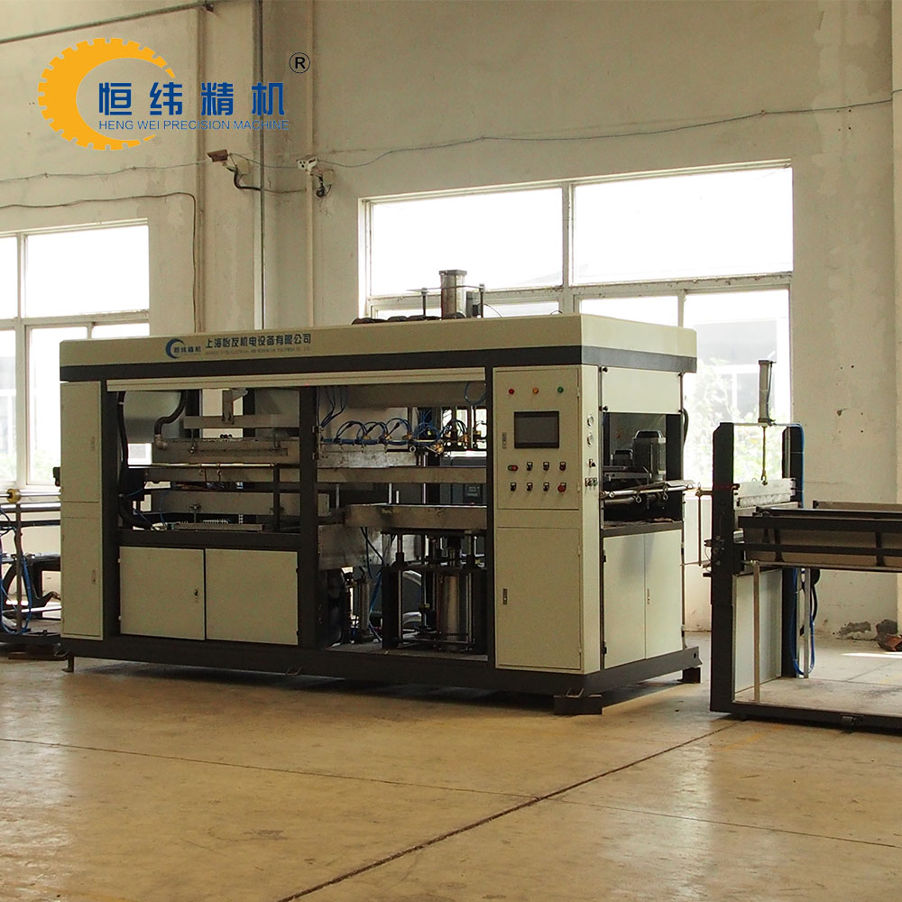 Automatic plastic vacuum forming for wholesales