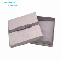 Dongguan factory custom made box for jewelry packing paper gift box