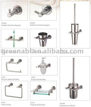 Stainless steel bathroom fittings buy bathroom fittings for Jaguar bathroom accessories
