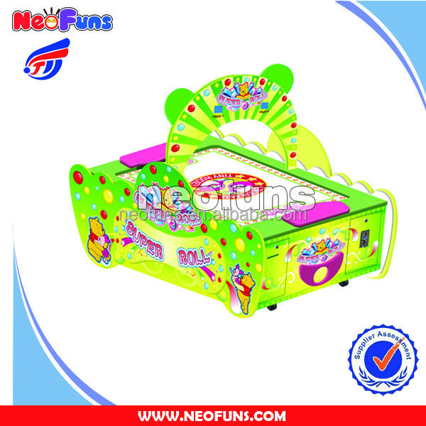 2015 Air Hockey Table Coin Operated Electronic Scoccer, Tournament Choice Air  Hockey Table, Baby