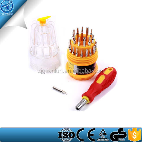 TLSD-09 Laptop screwdriver set repair screwdriver set