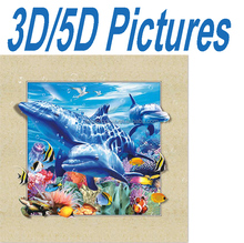 Wholesale 5D Picture Photo best 5D picture for home decoration
