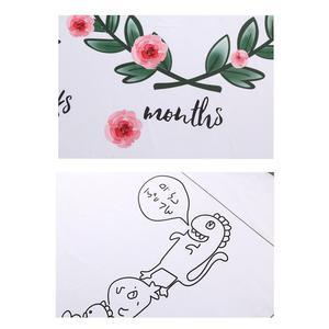 Cartoon Cotton Baby Blanket Swaddle Wrap Newborn Photography Backdrops Background Infant Fotografia 100 X 100cm