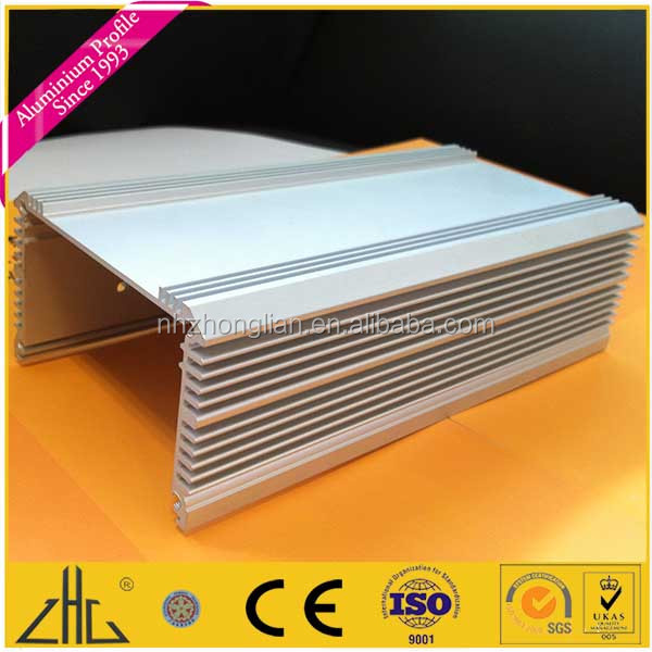 Wow!! Top quality and Recessed Linear Flanged LED aluminium profile for led strips lighting, aluminum profiles for office screen