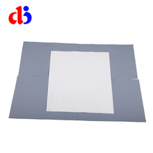 Heat resistant and flame retardant silicone coated fiberglass fabric