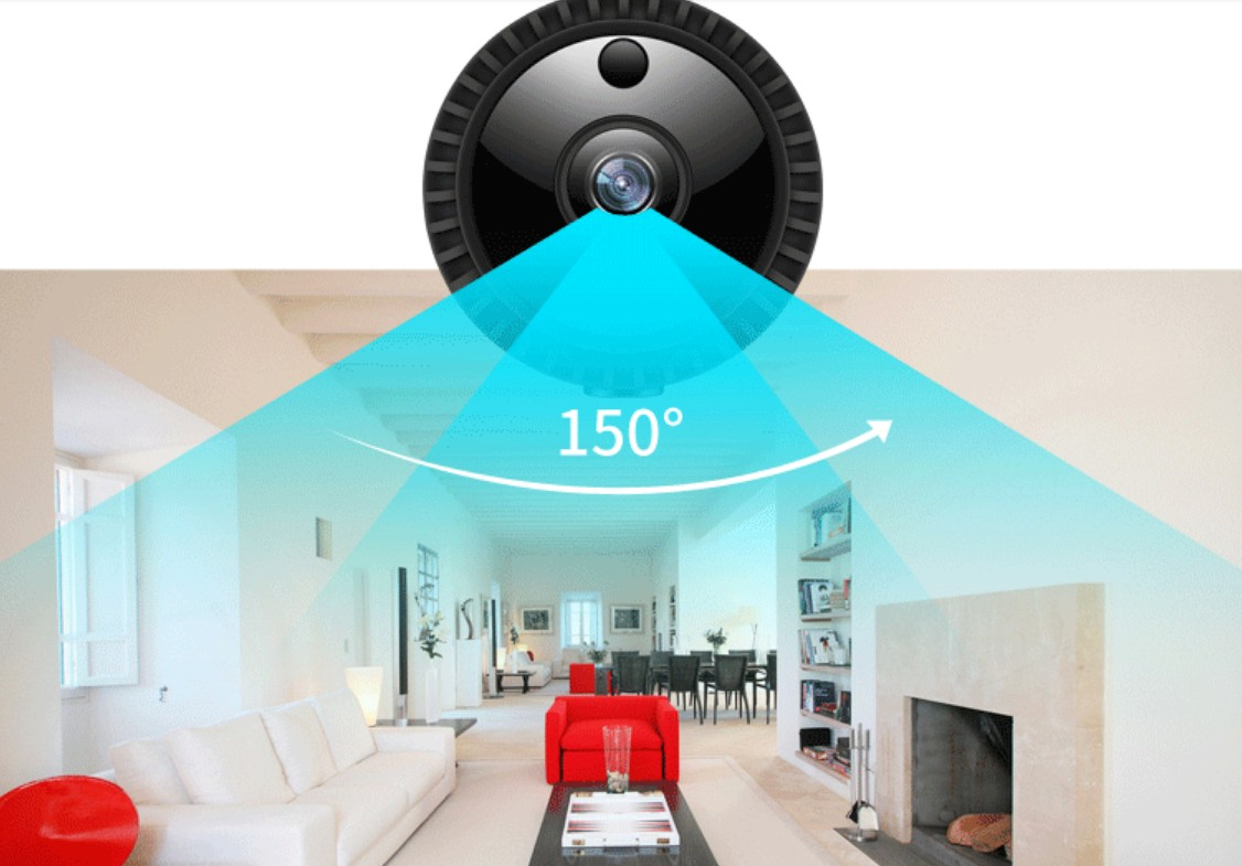 Full HD 720P Mini Wireless WIFI IP Camera Night Vision Mini Camcorders Kits for Home Security camera