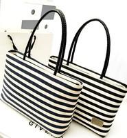 fashion ladies fancy cotton canvas fabric handbag