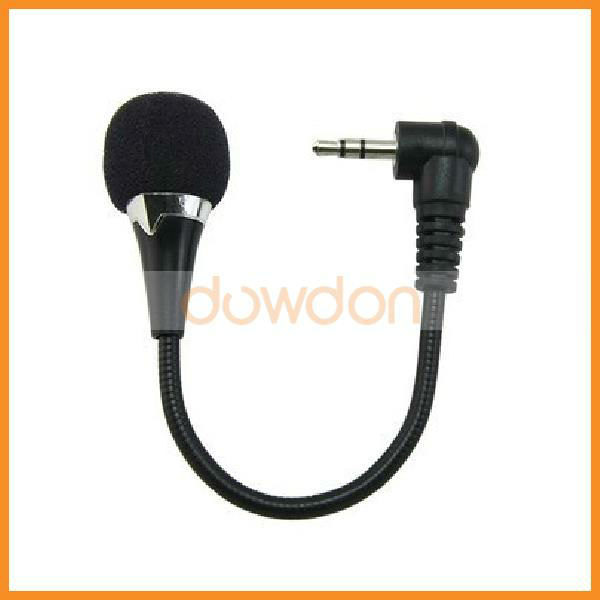 3.5mm Flexible Mic Microphone for Laptop Notebook PC Computer