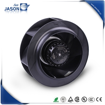 225mm IP44 1200m3/h Centrifugal fan for Inverter FFU FJC2E-225.63C