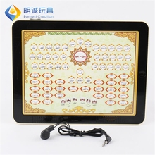 Wholesale educational toys for children, kids learning laptop, learning touch pad