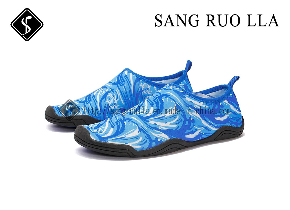 Factory Best Price High Quality Breathable Mesh Rubber Swim Pool shoes