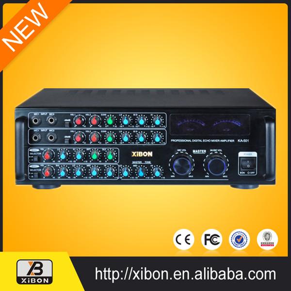 Karaoke Amp Karaoke Amplifier Power Soft