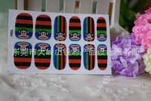 The new environmentally friendly non toxic nail polish nail stickers available for pregnant women Manicure full