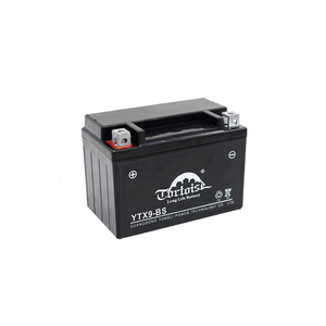 China GZ Wet Charged MF 12v 4AH motorcycle battery