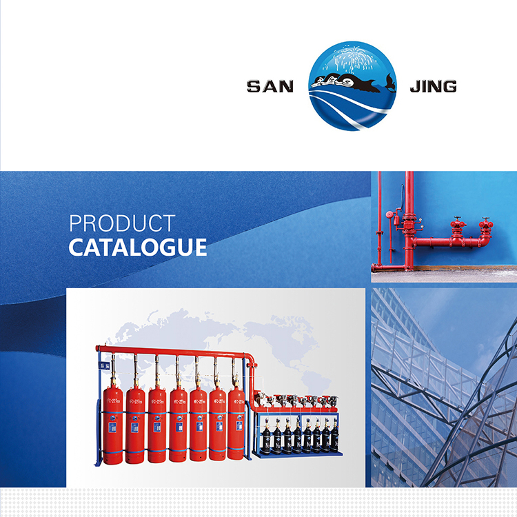 Sanjing Antincendio Equipment Co., Ltd Catalogo