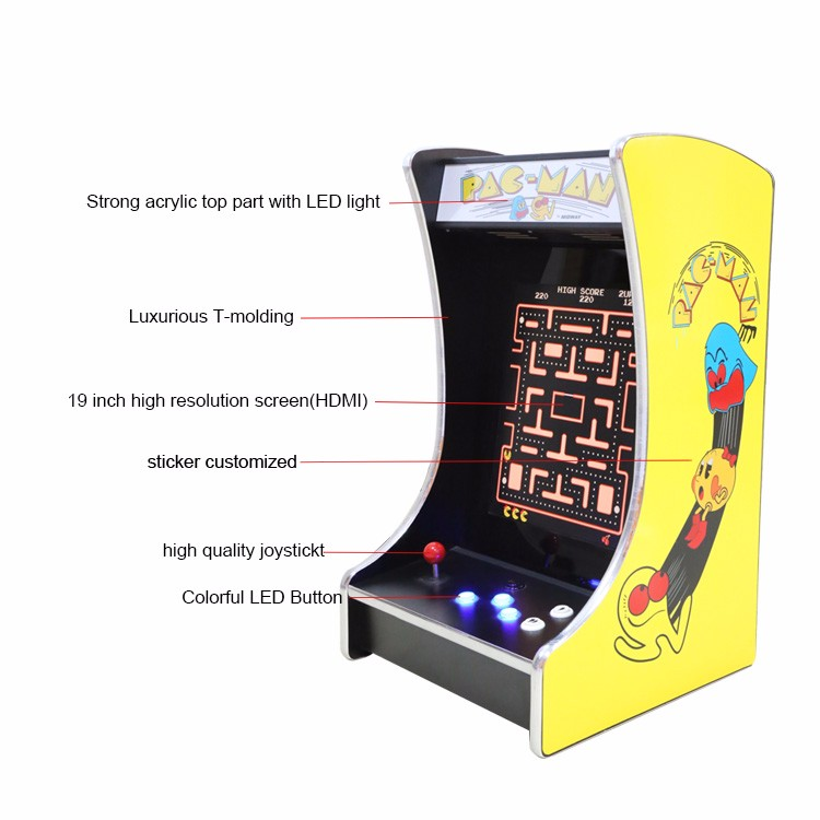 borne arcade pandora