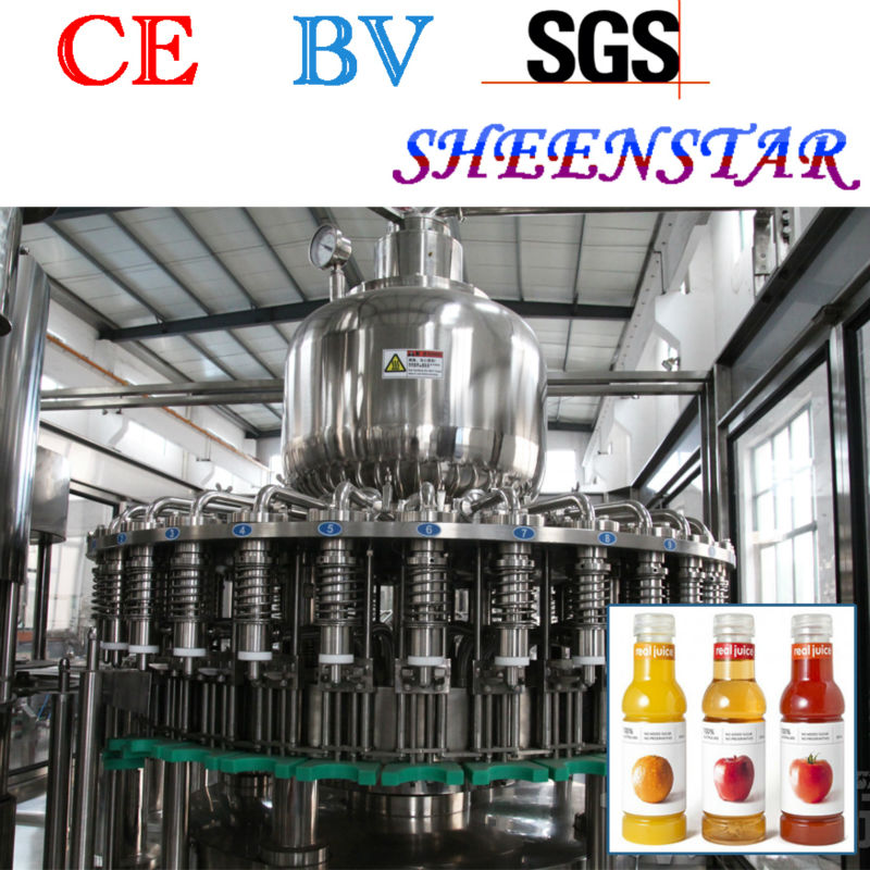 2014 running smoothly economic fruit juice filling line