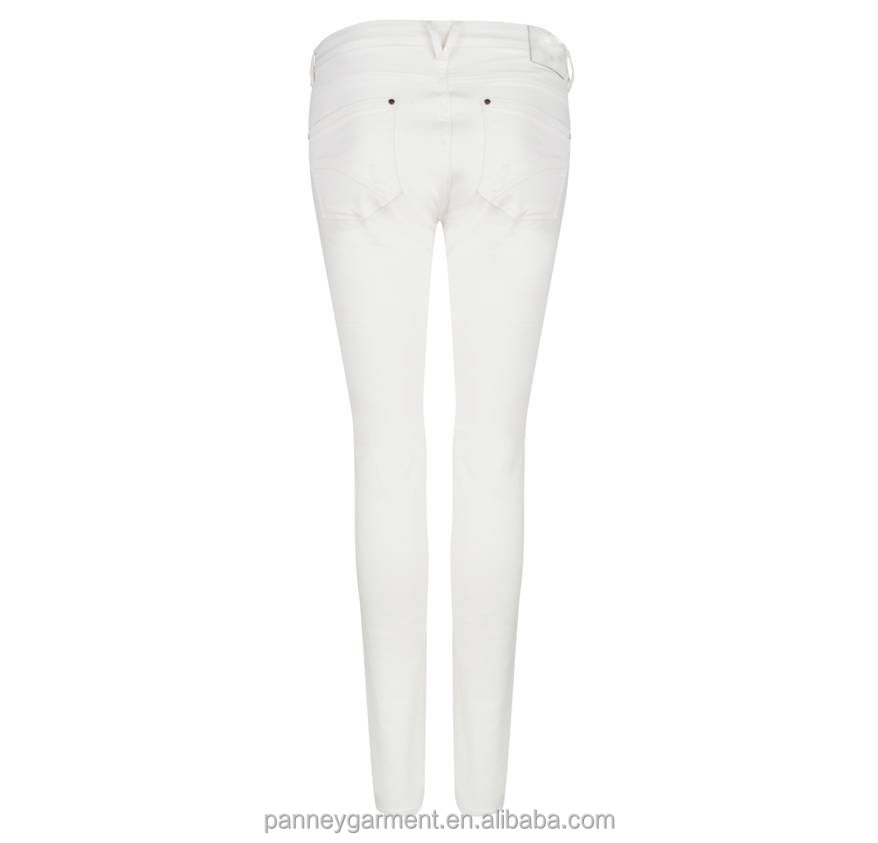 ladies white skinny cheap jeans