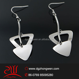 Chinese Fashion Latest New Model Designs Fancy make earring studs