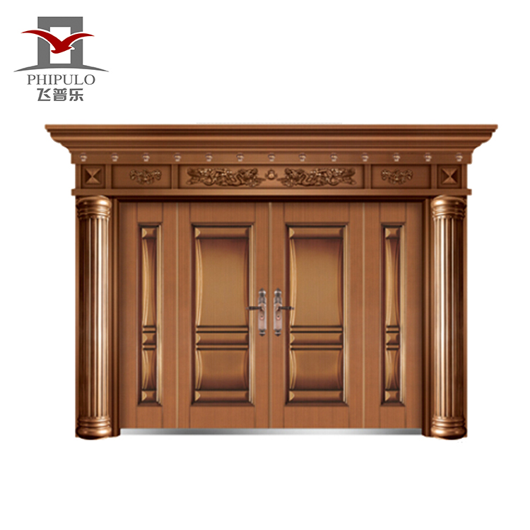 High quality villa entrance main entry door,villa door
