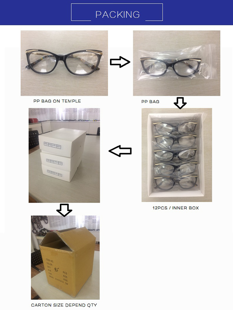 Fred eyeglass frames case acetate glasses Wholesale in Wenzhou