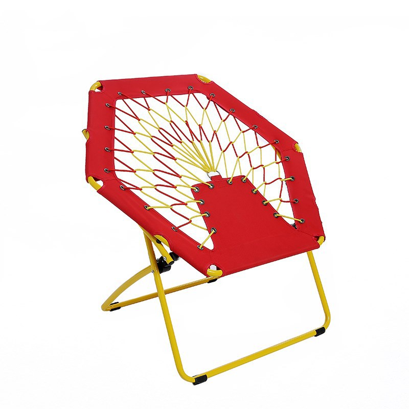 Portable Moon Chair Round Bungee Steel Folding Chair Buy
