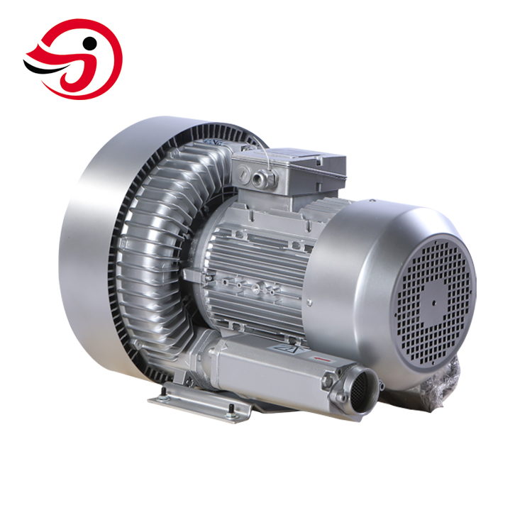1.6KW Air Blower Two Stage Vacuum Pump Pond Aerator Fish Pond