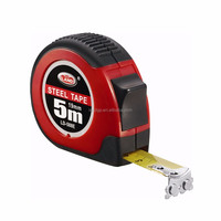 2m 3m 5m 7.5m 10m high quality ABS rubber steel tape measure