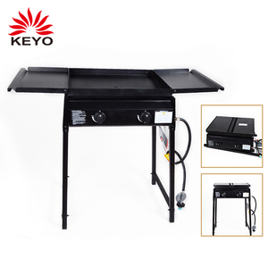 weber shanghai wholesale indoor flameless smokeless teppanyaki table flat top gas barbecue bbq grill