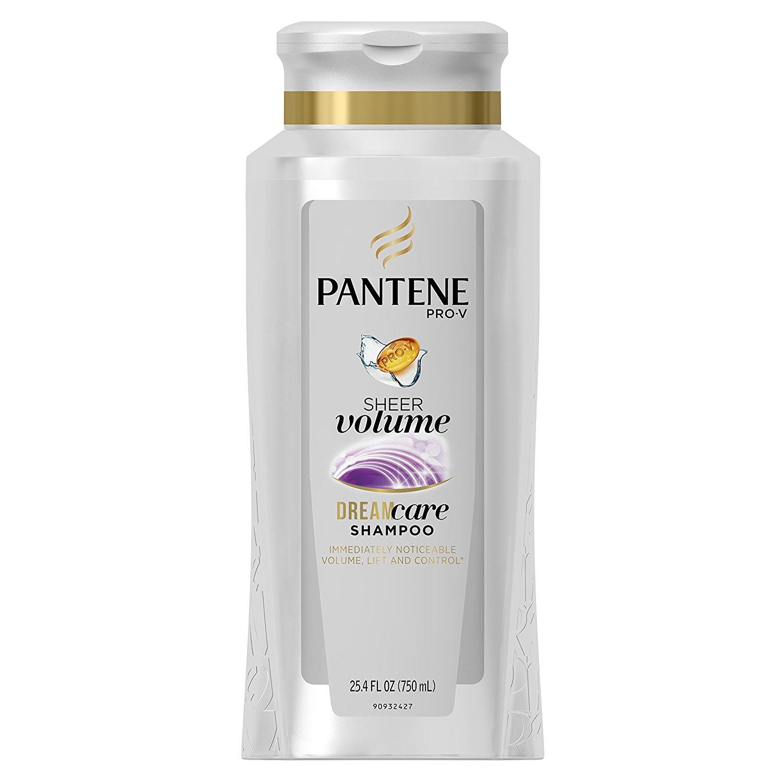 Pantene Pro-V Sheer Volume Shampoo, 25.4 oz