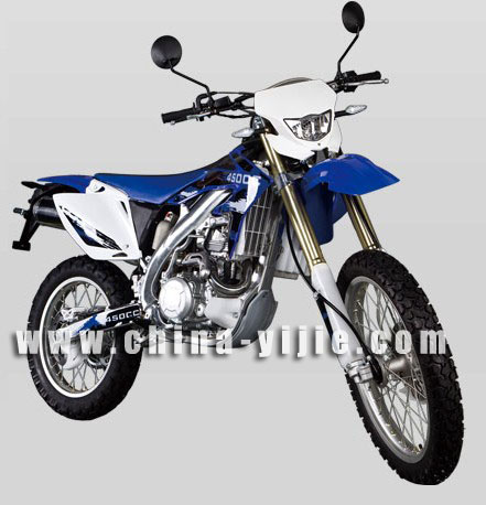 HIGH QUALITY EEC ENDURE MOTORCYCLE FOR 450CC