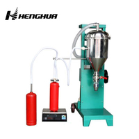 Nitrogen Automatic Filling Machine / N2 Refilling Machine for Fire Extinguisher