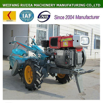 China Agricultural Machinery Supplier Cheap Diesel Walking ...
