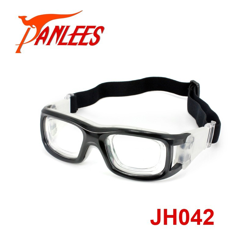 76b45f8328 Panlees wholesale man sports prescription glasses clear frame basketball  dribble safety glasses rx optical insert glasses
