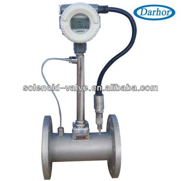 PT compensate durable flow meter pulse output